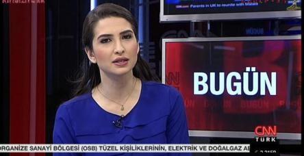 testCNN sunucusunun Emine Erdoğan isyanı