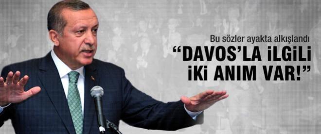 Erdoğan'ın bu sözleri ayakta alkışlandı