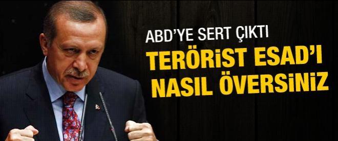 Erdoğan: Esad teröristtir