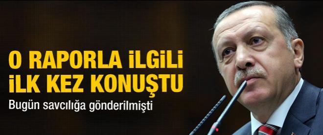 Erdoğan: Hayırlı olsun