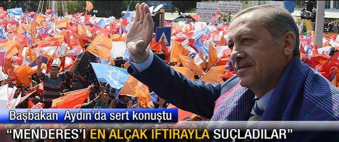 Başbakan: Menderes'in mücadelesine sahip çıkacağız