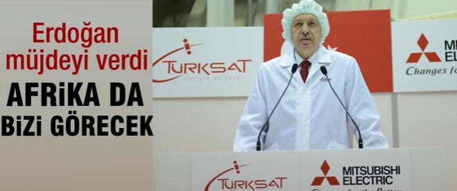 Başbakan Erdoğan: Afrika da bizi görecek