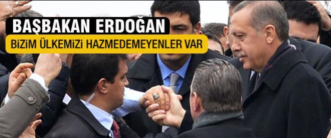 Başbakan Erdoğan basın toplantısı yaptı