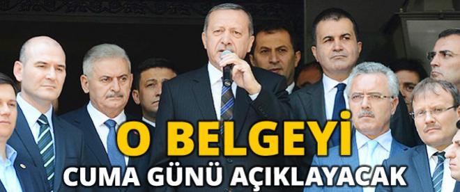 Başbakan Erdoğan: Cumhurbaşkanlığı makamı vitrin makamı değildir