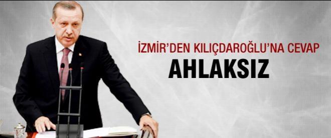 Başbakan Erdoğan'dan Kılıçdaroğlu'na yanıt