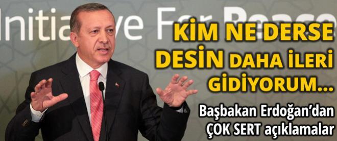 Başbakan Erdoğan: Maalesef İslam dünyası da susuyor