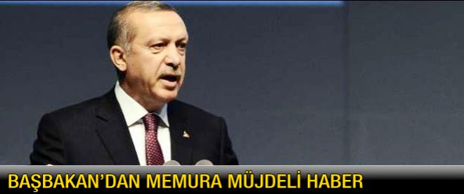 Başbakan Erdoğan'dan müjde