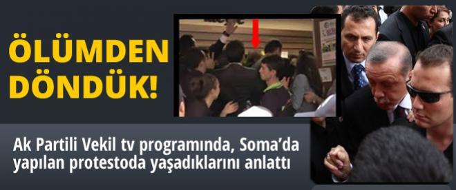 Başbakan Erdoğan'ın protesto edildiği Soma'da neler yaşandı?