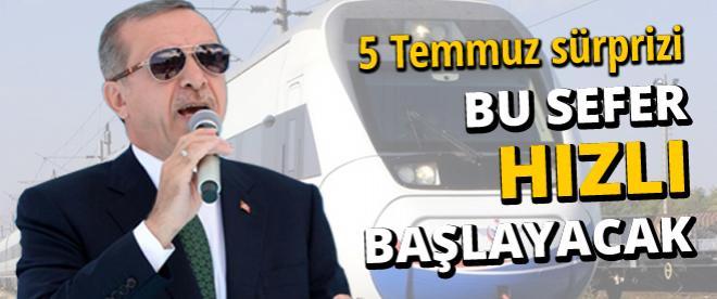 Başbakan Erdoğan'ın seçim kampanyası