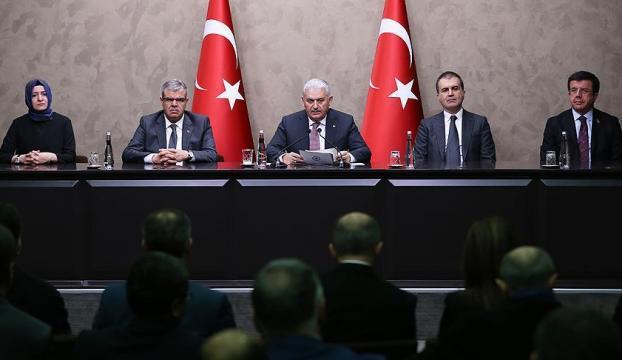 Başbakan Yıldırım: Malta Türkiyenin AB üyeliğine ilişkin tutumunu sürdürecektir