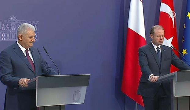 Başbakan Yıldırım: AB-Türkiye ilişkilerinin geliştirilmesini ümit ediyoruz