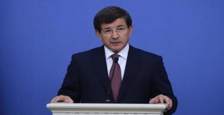 Başbakan Davutoğlu'ndan seferberlik çağrısı