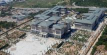 Yeni Başbakanlık binası bitmek üzere...