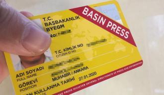 Basın Kartı Komisyonu kararları açıklandı