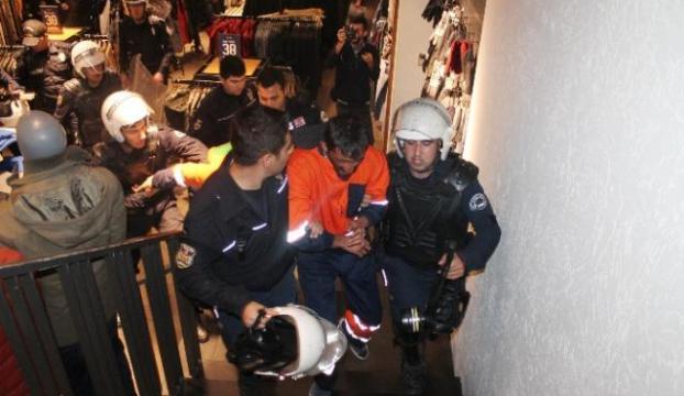 Başkent karıştı: 7 gözaltı
