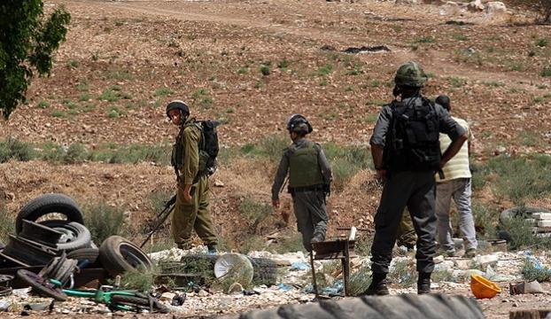 Batı Şeria ve Kudüste 33 Filistinli yaralandı