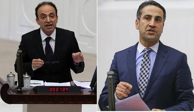 HDP Milletvekilleri Baydemir ve Yıldırım gözaltına alındı