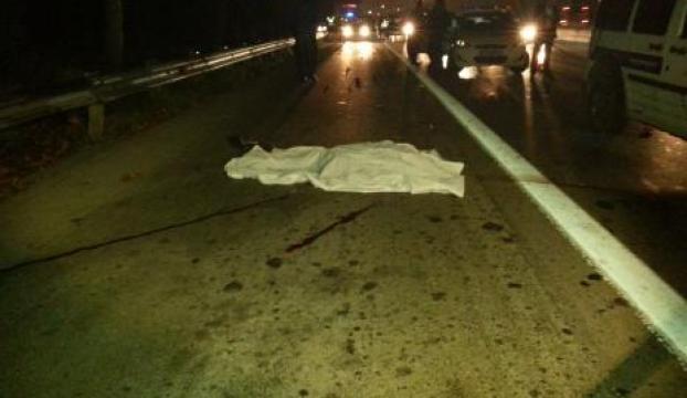 Bayrampaşada kaza: 1 ölü