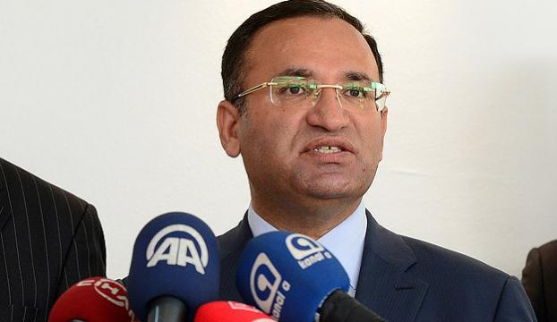 Adalet Bakanı Bozdağ, Yozgatta