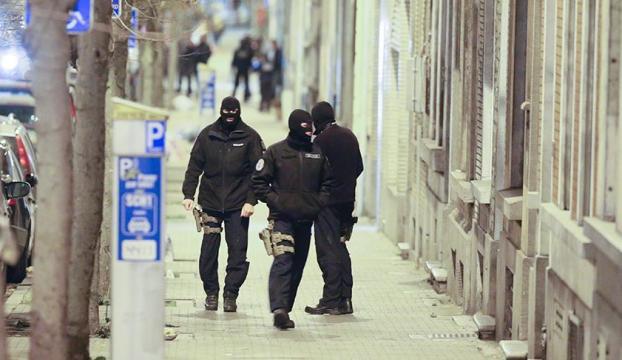 Belçikada yabancı savaşçı operasyonu