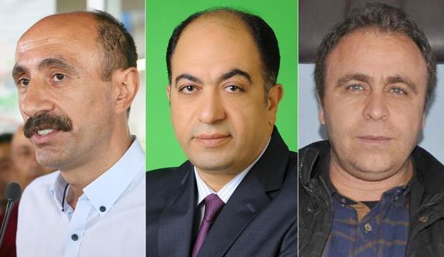 Üç ilçe belediye başkanı görevden uzaklaştırıldı