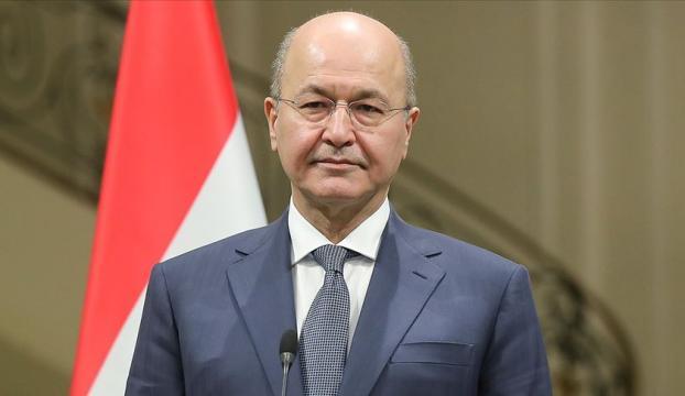 Irak Cumhurbaşkanından meclisin feshedilmesi açıklaması