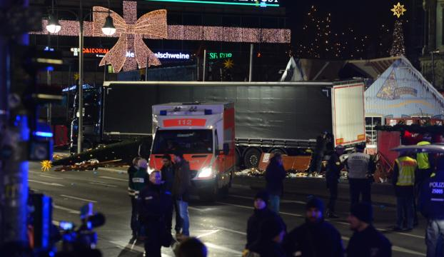 Dışışleri Bakanlığı Berlindeki saldırıyı kınadı