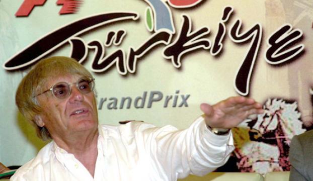 Formula 1den 40 yılda büyük bir servet kazandı