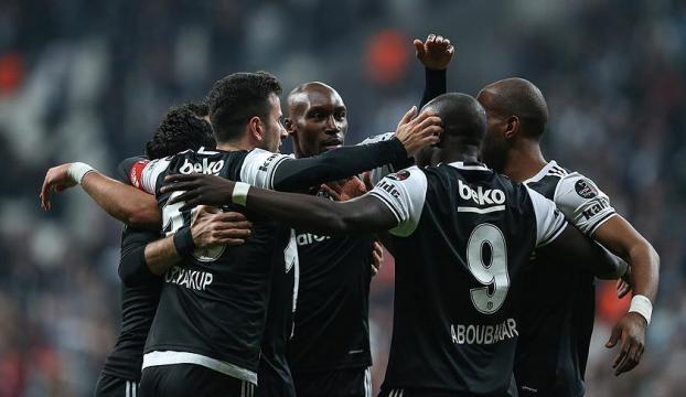 Beşiktaş şampiyonluğa adım adım!