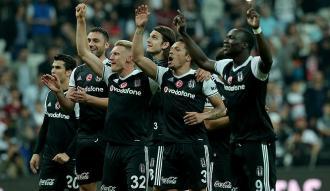 Beşiktaş'ta Gaziantepspor maçı hazırlıkları sürüyor