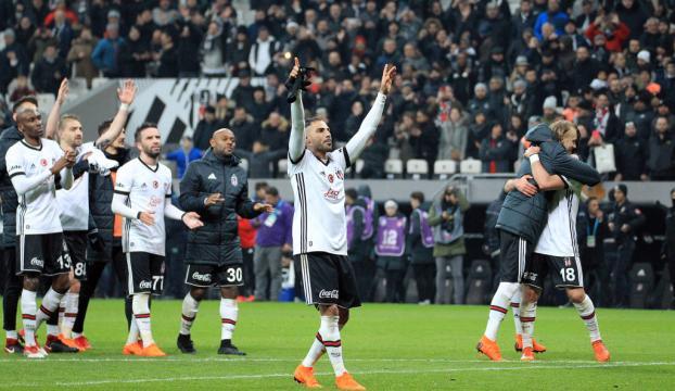Derbinin kazananı Beşiktaş oldu