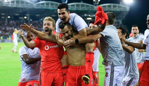 Beşiktaş ipten döndü