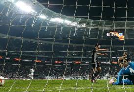 Beşiktaş, deplasmanda kayıp