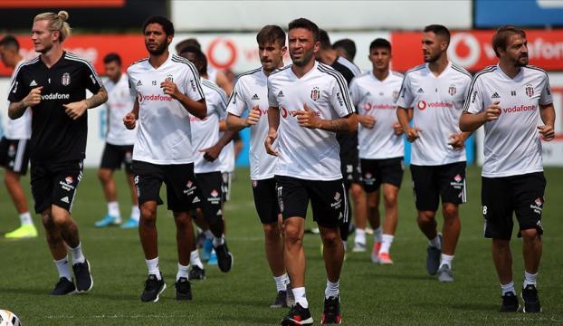 Beşiktaşta Slovan Bratislava maçı kadrosu belli oldu
