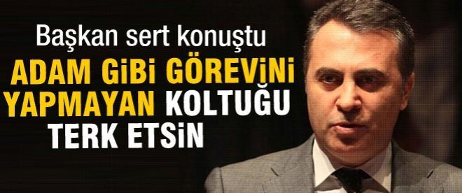 Beşiktaş'tan ilk açıklama