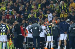Fenerbahçe-Beşiktaş derbisine ilişkin soruşturma