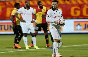 Göztepe, Beşiktaş'ı puansız uğurladı