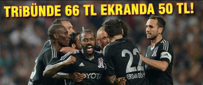 Lig TV'den 50 TL'lik gol