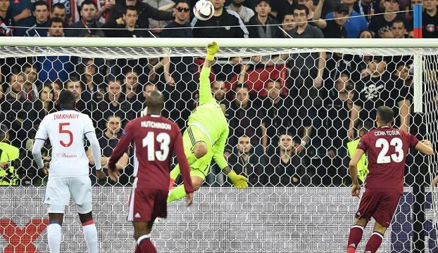 Metin Albayrak: Ceza alacak varsa Beşiktaş değil Lyon'dur