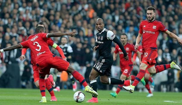 Beşiktaş Avrupaya veda etti!