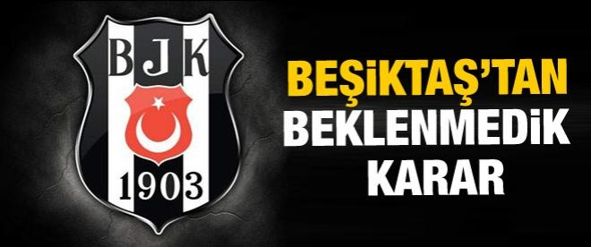 Beşiktaş maçın tekrarını istiyor