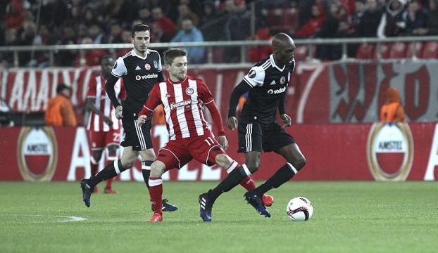 Beşiktaş-Olympiakos maçının biletleri satışa çıkarıldı