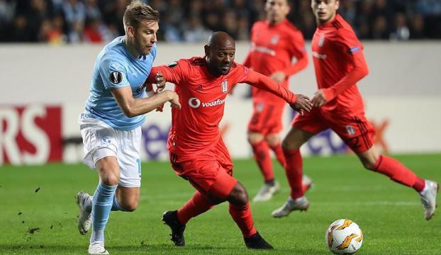 Beşiktaş, İsveç deplasmanından eli boş döndü