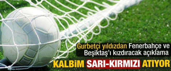 Beşiktaş ve Fenerbahçe'de yapamam!
