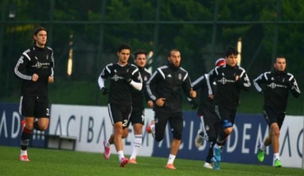 Beşiktaşa dinlenmek yok