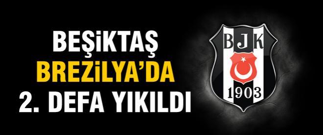 Beşiktaş'ta ikinci yıkım