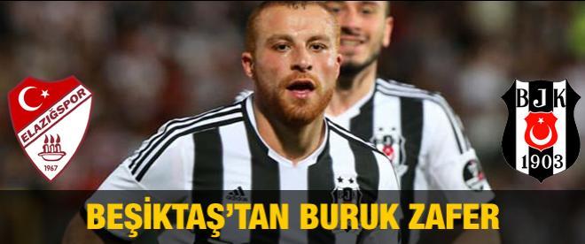 Beşiktaş'tan buruk zafer