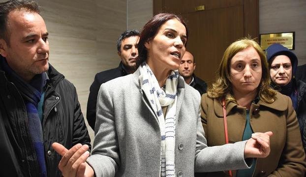 HDP Milletvekili Konca yeniden gözaltına alındı