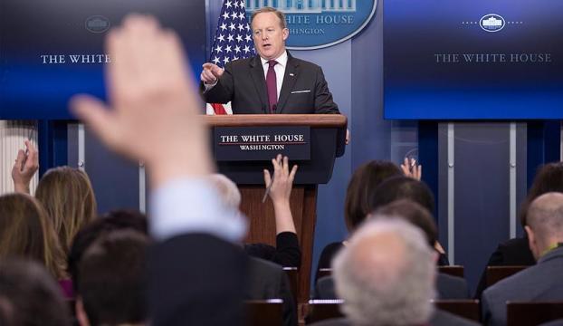 Beyaz Saraydan bazı medya kuruluşlarına yasak