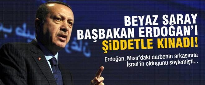 Beyaz Saray, Başbakan Erdoğan'ı şiddetle kınadı